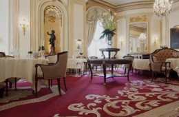 Alpujarrena — Comedor Hotel Ritz Madrid