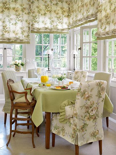 кухни-столовые дизайн для загородного дома фото #7