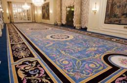 Alpujarrena — Hotel Ritz Salón Alfonso XIII