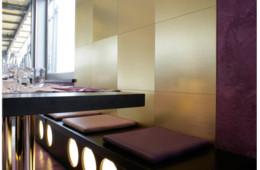 Плитка Alulife — формат 50 х 50 см в интерьере