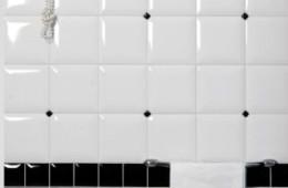 Senio — Trapunta bianco-nero