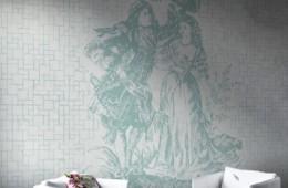 Wall&Deco — Drift WDDT1301 в интерьере