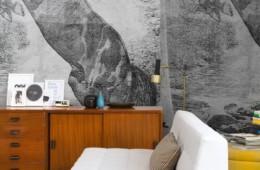 Wall&Deco — El caballo de Andy WDEC1301  в интерьере