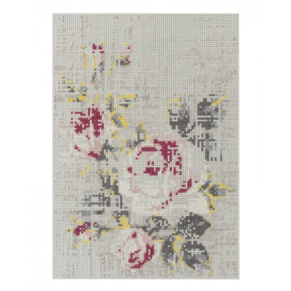 abstract-space-flower-natural-rug 3
