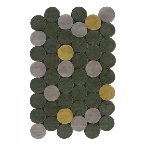 hand-tufted-circulos-green