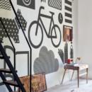 Обои Wall&Deco — WDFI1401