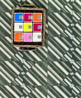 Mutina — Azulej Nero Diagonal