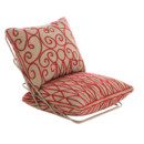 GAN Valentina Chair Crimson