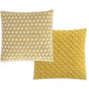 GAN Silai Cushion Yellow-Yellow