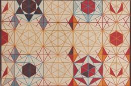 GAN — Kilim Hexa Rectangular