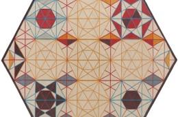 GAN — Kilim Hexa Orange