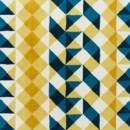 GAN — Hand Tufted Mosaiek Yellow