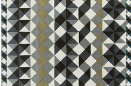 GAN — Hand Tufted Mosaiek Grey