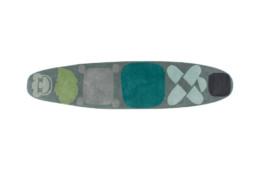 GAN — Hand Tufted Surf Race Blue