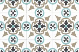 Mosaic Del Sur — Dibujo 10218