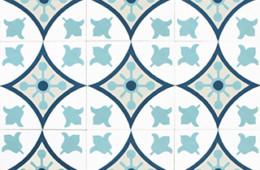 Mosaic Del Sur — Dibujo 10661