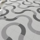 WOW — Cement Loop Decor Grey
