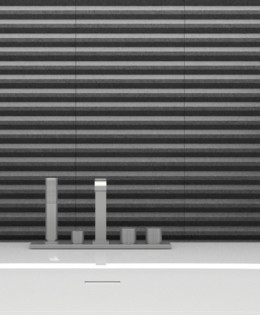 WOW — Stripes Graphite Stone