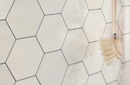 WOW — Zellige Hexa White