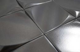 WOW — Metallic Edition Wave Contract Steel