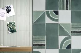 Sartoria — Genesi Decors Mix Terra Greens