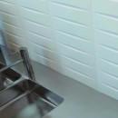 WOW — Subway Lab New Bevel Ice White Matt