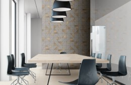 Terratinta — Grained Tangram Zinc