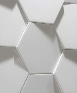 WOW — WOW Collection Hexa Ice White Matt