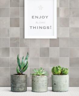 Terratinta — Betonsquare White-Grey