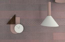 Ornamenta — Maiolicata Pink Patchwork
